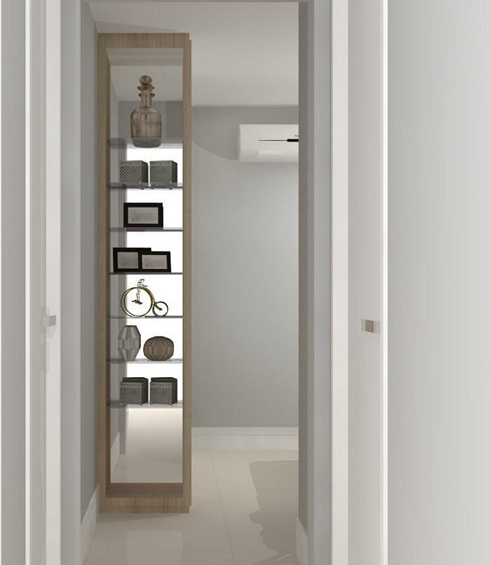 Projeto hall suite
