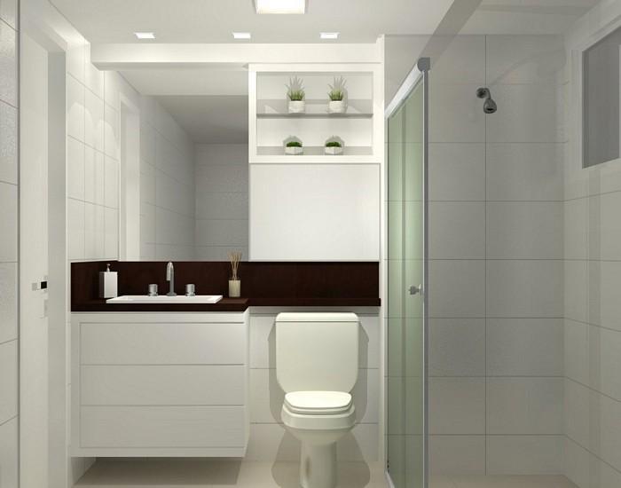 Projeto banho suite