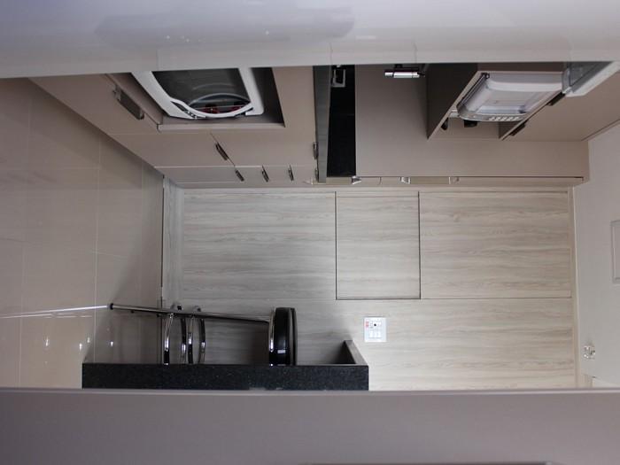 Foto montagem cozinha